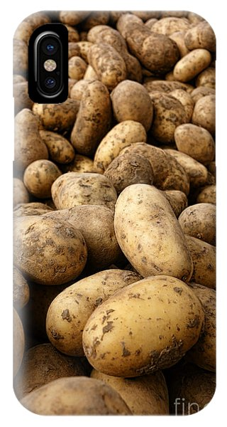 Potatoes IPhone Case