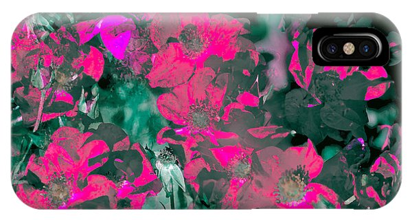 Rose 72 IPhone Case