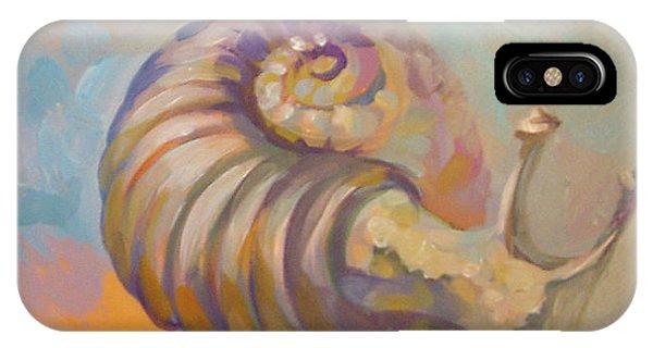 Snail Phone Case by Filip Mihail