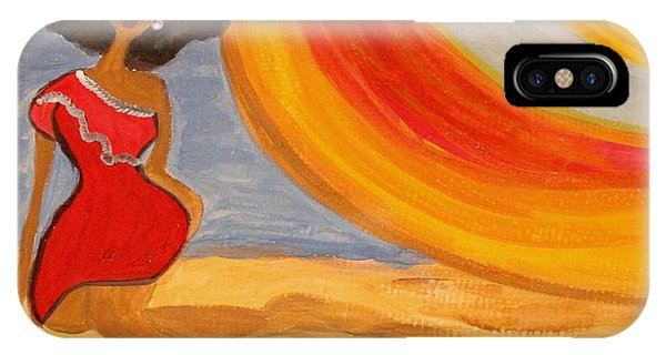 Sunny Days IPhone Case