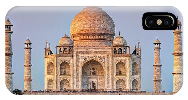 Taj Mahal IPhone Case