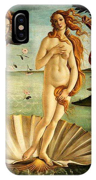 The Birth Of Venus IPhone Case