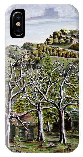 Then And Now A New Beginning Phone Case by Linda  Steine