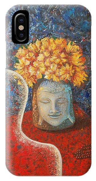 Tibetan Prayers IPhone Case
