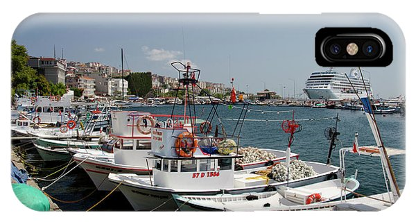 Oceanfront iPhone Case - Turkey, Historic Region Of Paphlagonia by Cindy Miller Hopkins