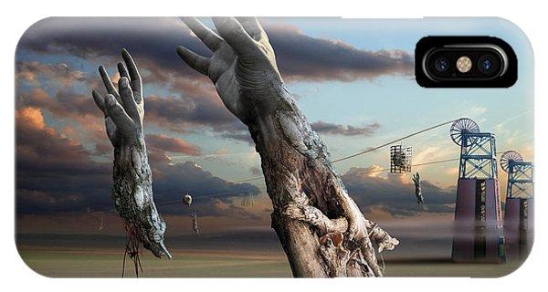 Reach iPhone Case - Untitled by Radoslav Penchev
