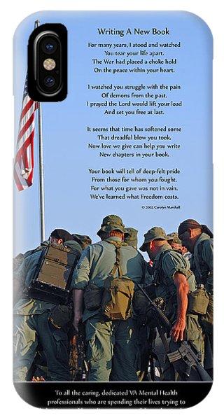 Veterans Remember IPhone Case