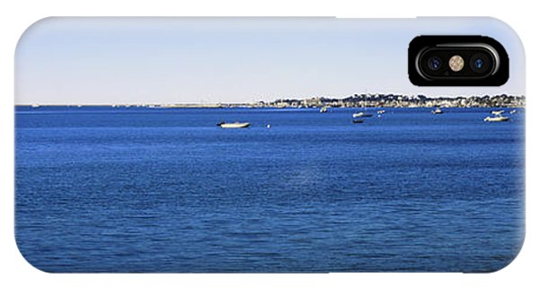 Cape Cod iPhone Case - View Of Ocean, Provincetown, Cape Cod by Panoramic Images