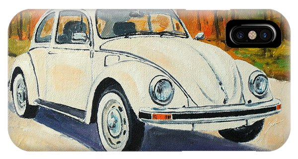Vw Beetle IPhone Case