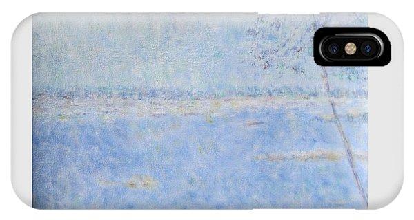 Water Of Les Iles De Lerins France IPhone Case