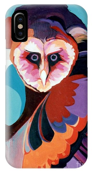 What A Hoot IPhone Case