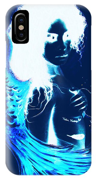 When Heaven And Earth Collide 1 IPhone Case