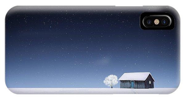Winter iPhone Case - Winter by Bess Hamiti