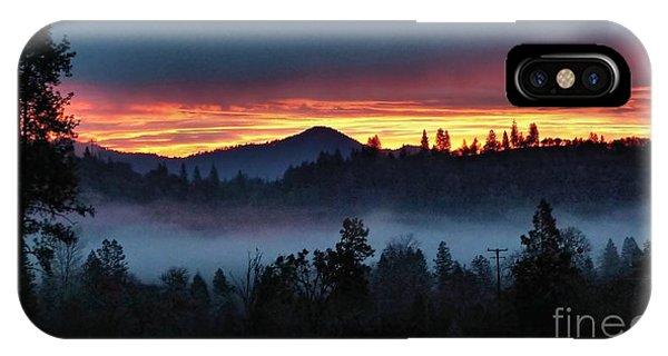 30 Min Before Sunrise IPhone Case