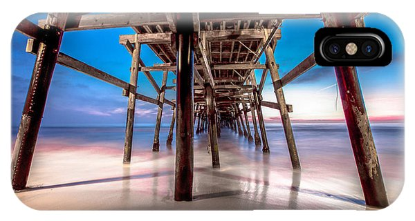 30 Seconds Under San Clemente Pier IPhone Case