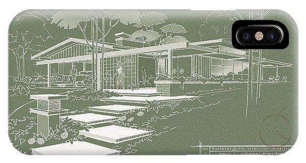 301 Cypress Drive - Moss Green IPhone Case