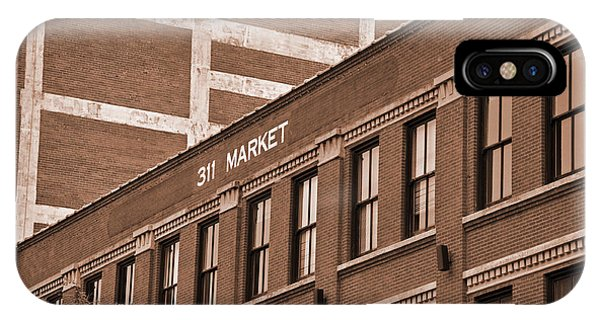 311 Market Street IPhone Case