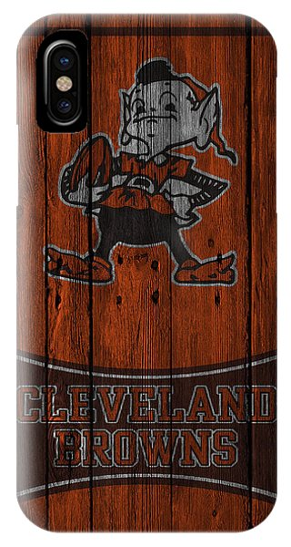 Cleveland Browns IPhone Case
