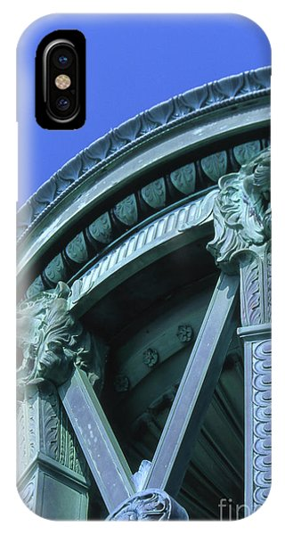 35x11 Perrys Victory Memorial Photo IPhone Case