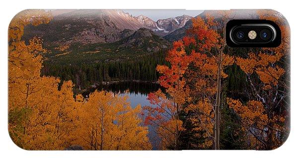 Rocky Mountain Np iPhone Case - Usa, Colorado, Rocky Mountain National by Jaynes Gallery