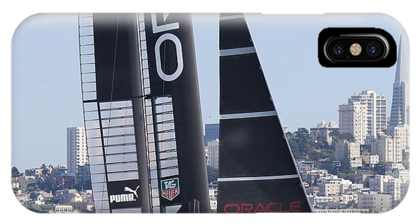 America's Cup 34 IPhone Case