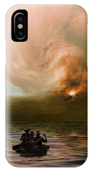 3769 IPhone Case