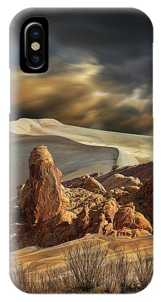 3772 IPhone Case