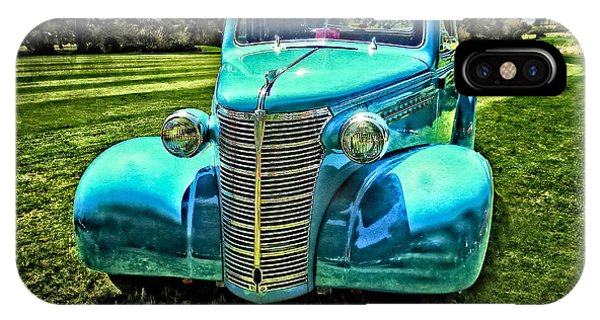 38 Chevy Coupe IPhone Case