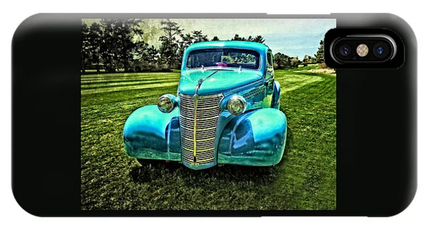 38 Chevrolet Classic Automobile IPhone Case