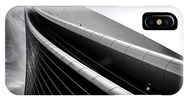 Tower iPhone Case - Untitled by Massimo Della Latta