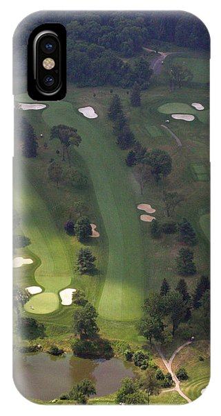3rd Hole Sunnybrook Golf Club 398 Stenton Avenue Plymouth Meeting Pa 19462 1243 IPhone Case