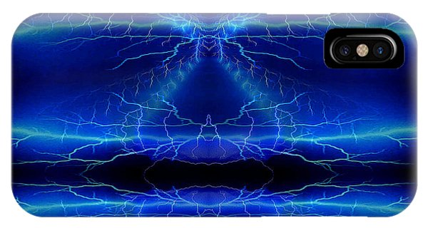 Abstract 76 IPhone Case