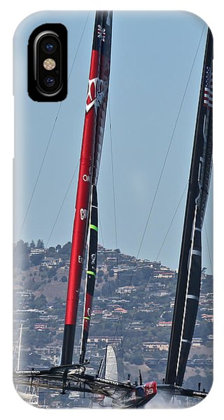 Americas Cup Campaigners IPhone Case