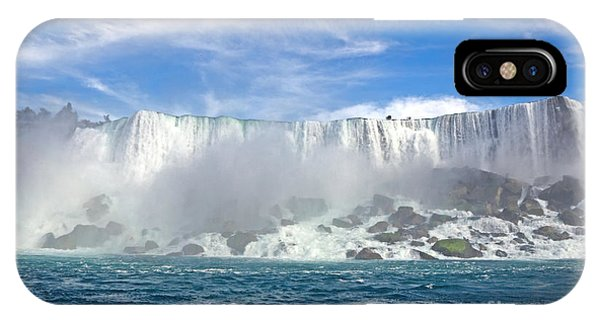 American Falls IPhone Case