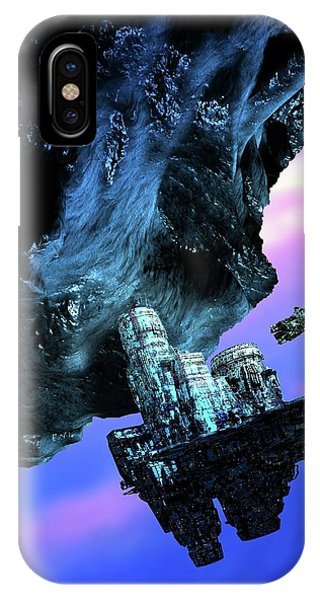 Asteroid Mining Phone Case by Victor Habbick Visions/science Photo Library