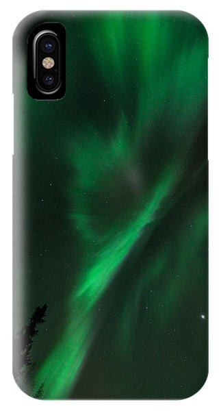 Aurora Corona IPhone Case