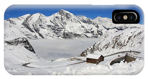 Austrian Mountains IPhone Case