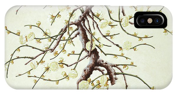 Botanical Illustration Phone Case by Natural History Museum, London/science Photo Library