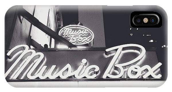 New York City iPhone Case - Broadway by Natasha Marco