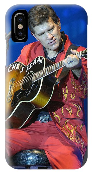 Chris Isaak IPhone Case