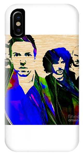 Coldplay Collection IPhone Case