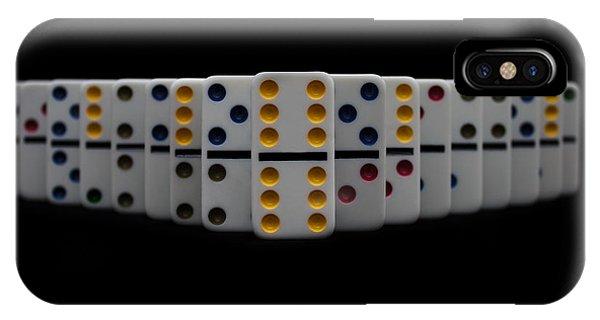 Domino's IPhone Case