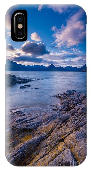 Elgol Sunset IPhone Case