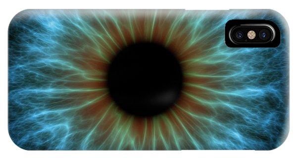 Eye Phone Case by Pasieka