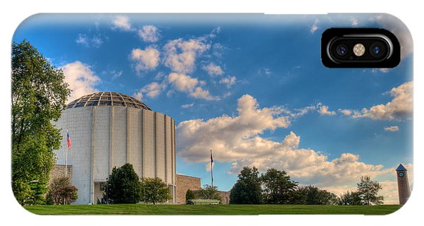Founders Hall IPhone Case