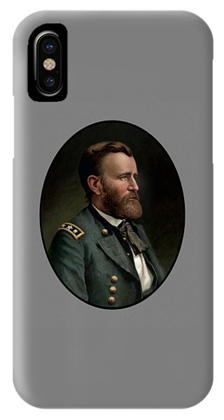 General Grant IPhone Case
