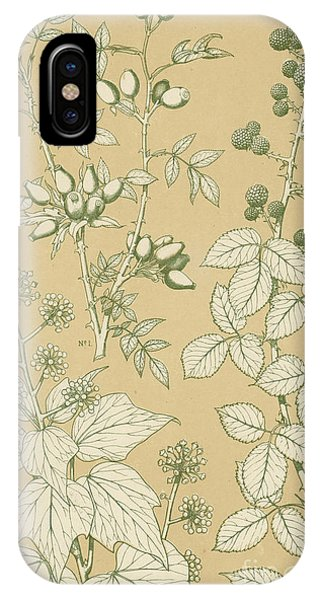Leaf iPhone Case - Leaves From Nature by English School