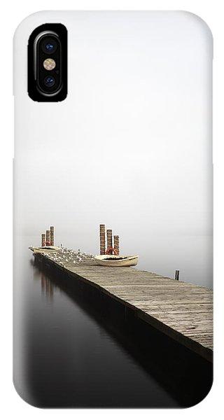 Loch Lomond Jetty IPhone Case