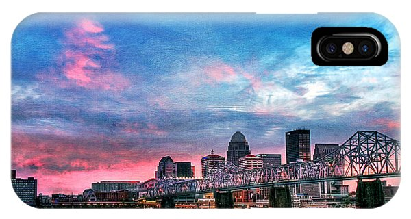 Louisville Kentucky IPhone Case