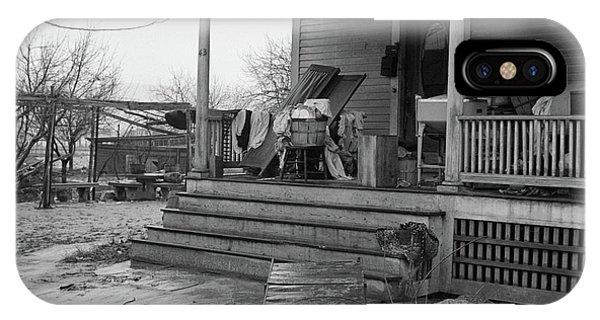 Massachusetts Flood, 1936 IPhone Case